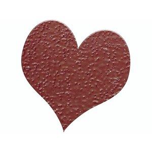 FARBE / STEMPELKISSEN Poudre à embosser 10g paillettes rouge rubis