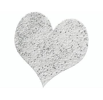 FARBE / STEMPELKISSEN Embossing Powder 10g glitter silver