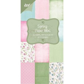 Joy!Crafts / Jeanine´s Art, Hobby Solutions Dies /  Designerblock, spring