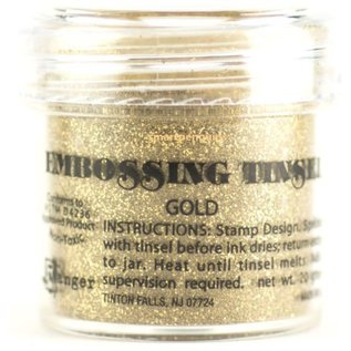 Ranger, Embossing Pulver, gold
