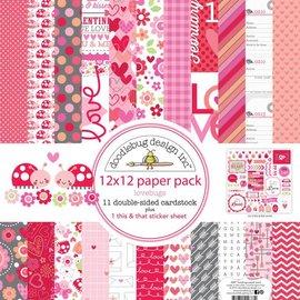 Designer Papier Scrapbooking: 30,5 x 30,5 cm Papier Karten und Scrapbook Papierblock, 30,5 x 30,5cm