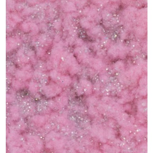 BASTELZUBEHÖR, WERKZEUG UND AUFBEWAHRUNG Velvet pulver, Sparkling Pink, 10 ml