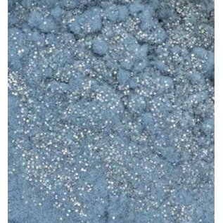 BASTELZUBEHÖR, WERKZEUG UND AUFBEWAHRUNG Velvet pulver, Sparkling baby blå, 10ml
