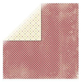 Designer Papier Scrapbooking: 30,5 x 30,5 cm Papier 1 arc ontwerper document, Classic