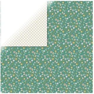 Designer Papier Scrapbooking: 30,5 x 30,5 cm Papier 1 arco carta progettista, Elegance - Inspired