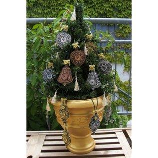 VIVA DEKOR (MY PAPERWORLD) Meno 15% di sconto = 4,72 €! Francobollo, 3D palla di Natale con campana