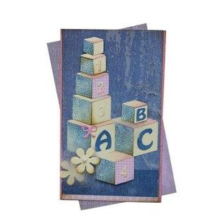 Joy!Crafts / Jeanine´s Art, Hobby Solutions Dies /  Punzonatura e goffratura stencil, Gioia artigianato, blocchi di Mery