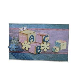 Joy!Crafts / Jeanine´s Art, Hobby Solutions Dies /  Stanz- und Prägeschablonen, Joy Crafts, Mery's Blocks