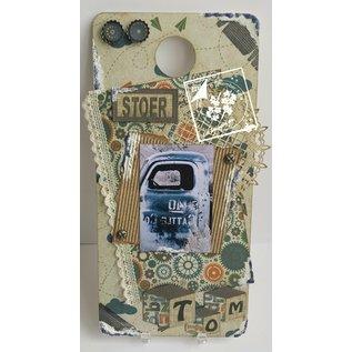 Joy!Crafts / Jeanine´s Art, Hobby Solutions Dies /  Ponsen en embossingstencils, Joy Crafts, Mery Blocks