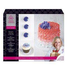 BASTELSETS / CRAFT KITS Un exclusivo flores Cake Pequeña Venecia Set