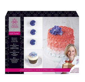 BASTELSETS / CRAFT KITS Eine exklusive Little Venice Cake Blüten Set