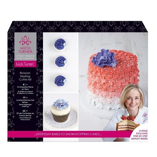 BASTELSETS / CRAFT KITS An exclusive Little Venice Cake flowers Set