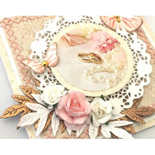 Joy!Crafts / Jeanine´s Art, Hobby Solutions Dies /  Cutting en embossing stencils Joy Crafts, blad