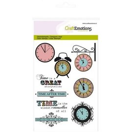 Craftemotions Transparent timbres Sujet: Temps