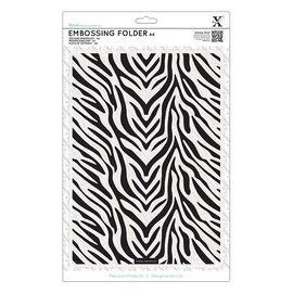 Docrafts / X-Cut A4 embossing folders