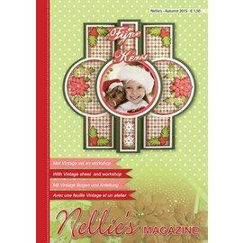 Nellie Snellen Nellies Zeitschrift 2015