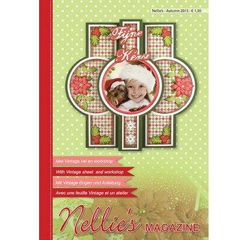 Nellie Snellen Nellies Magazine 2015