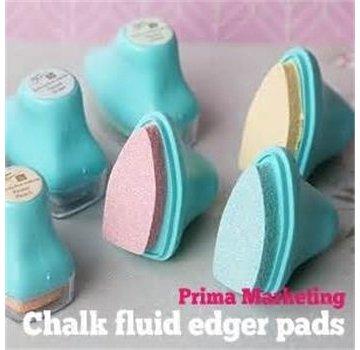 FARBE / STEMPELKISSEN Chalk Edger Set di 4 colori