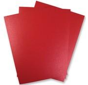 Karten und Scrapbooking Papier, Papier blöcke 3 Leaf Metallic paper