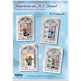 Joy!Crafts / Jeanine´s Art, Hobby Solutions Dies /  Ventanas Bastelset tarjetas MIHummel, ángel