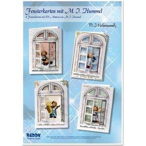 Joy!Crafts / Jeanine´s Art, Hobby Solutions Dies /  Bastelset windows cards MIHummel, angel
