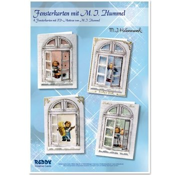 Joy!Crafts / Jeanine´s Art, Hobby Solutions Dies /  Bastelset vinduer cards MIHummel, engel