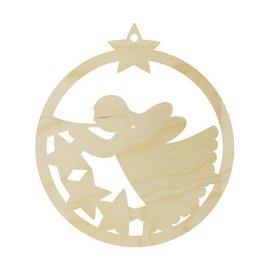 Objekten zum Dekorieren / objects for decorating Hout om kerstversiering versieren