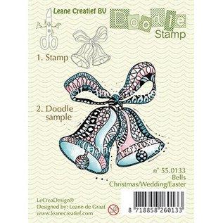 Leane Creatief - Lea'bilities und By Lene I timbri trasparenti, campane Doodle