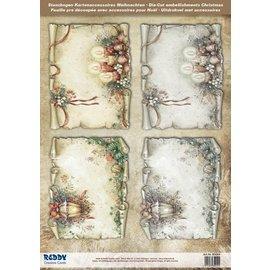 BILDER / PICTURES: Studio Light, Staf Wesenbeek, Willem Haenraets Stanzbogen mit Pergamentpapiere aus 250g Kartenkarton, Format A4