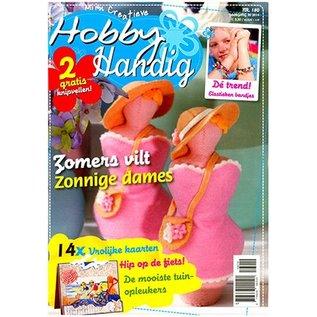 Bücher, Zeitschriften und CD / Magazines A4 Werk tijdschrift: Hobby Handig NL