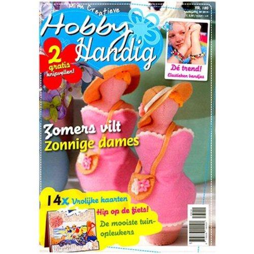 Bücher, Zeitschriften und CD / Magazines Le magazine A4 travail: Hobby Handig NL