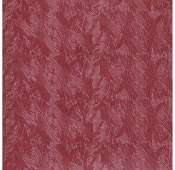 "Designer Papier Scrapbooking: 30,5 x 30,5 cm Papier 5 Scrapbooking ARC ""Shining papir"" 30,5 x 30,5 cm mørk rød"