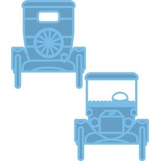 Marianne Design Stanz- und Prägeschablone, Creatables - T-Ford
