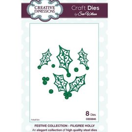 CREATIVE EXPRESSIONS und COUTURE CREATIONS Kreative udtryk, The Festive Collection