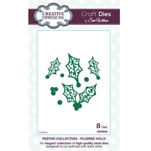 CREATIVE EXPRESSIONS und COUTURE CREATIONS Creative Expressions, The Festive Collection