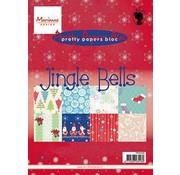 BASTELZUBEHÖR, WERKZEUG UND AUFBEWAHRUNG Weihnachtsaktion! Designerblock, A5, Jingle Bells