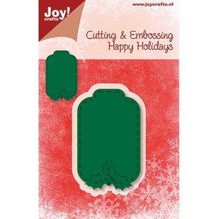 Joy!Crafts / Jeanine´s Art, Hobby Solutions Dies /  Cutting en embossing stencils, label