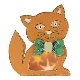 Schablonen, für verschiedene Techniken / Templates Plastic Mask 3D kat, afmetingen: 21 x 30 cm