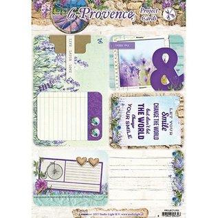 Bilder, 3D Bilder und ausgestanzte Teile usw... Project Cards - La Provence