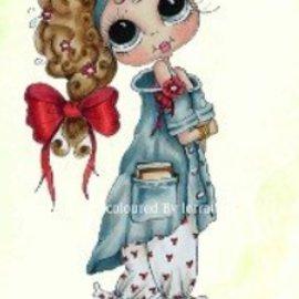 My BESTIES Mi Besties-pijama Tiempo Pipa, sello transpartent