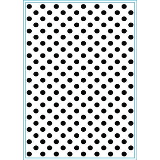 embossing Präge Folder Embossing Folder with many points