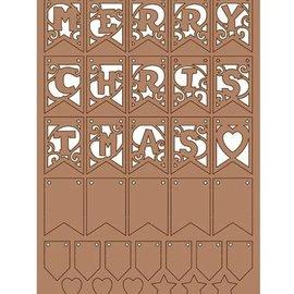 Pronty Kraftliner, decoración de Navidad