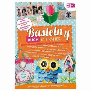 Bücher, Zeitschriften und CD / Magazines Duitse boek, Paper Crafts 4