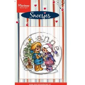 Stempel / Stamp: Transparent Transparent timbres Marianne conception, Chanter Snoesjes