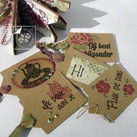 Joy!Crafts / Jeanine´s Art, Hobby Solutions Dies /  I timbri trasparenti, Love Home