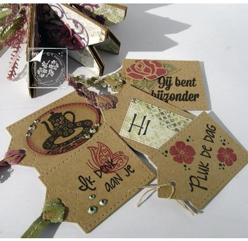 Joy!Crafts / Jeanine´s Art, Hobby Solutions Dies /  I timbri trasparenti, Love Home