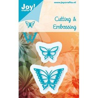 Joy!Crafts / Jeanine´s Art, Hobby Solutions Dies /  Stanz- und Prägeschablone, Joy Crafts, Schmetterlinge