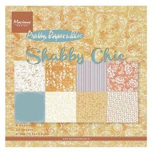 Vintage, Nostalgia und Shabby Shic Designerblock, Shabby chic