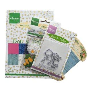 Marianne Design Gemengde pakket afgestemd Don & Daisy