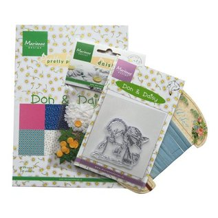 Marianne Design Mixed package matched Don & Daisy